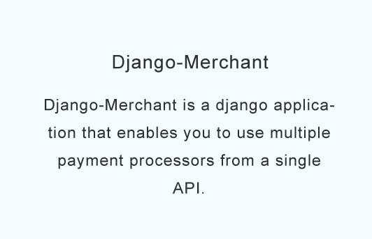 A Django app to accept payments from various payment processors