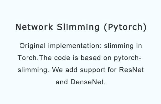 Network Slimming (Pytorch)