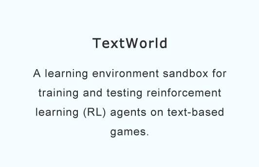 A learning environment sandbox for training and testing reinforcement learning (RL) agents