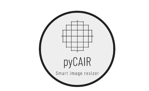 A content-aware image resizing(CAIR) library