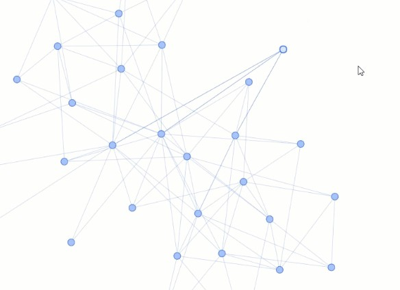 Python package for creating and visualizing interactive network graphs