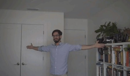 Control your lights with dab and t-pose