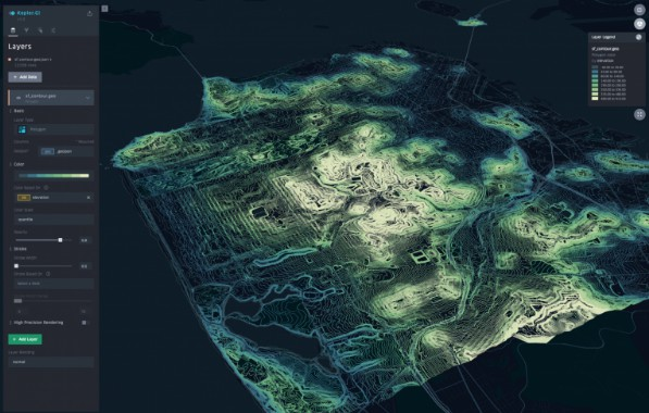 A powerful open source geospatial analysis tool for large-scale data sets