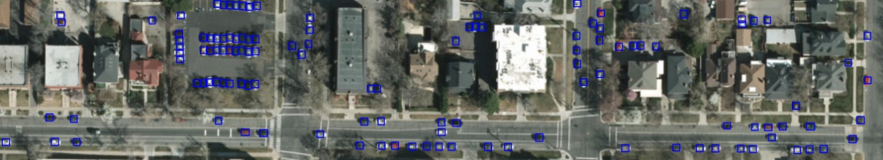 Rapid satellite imagery object detection