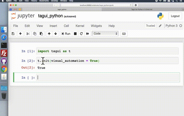 Python package for digital process automation