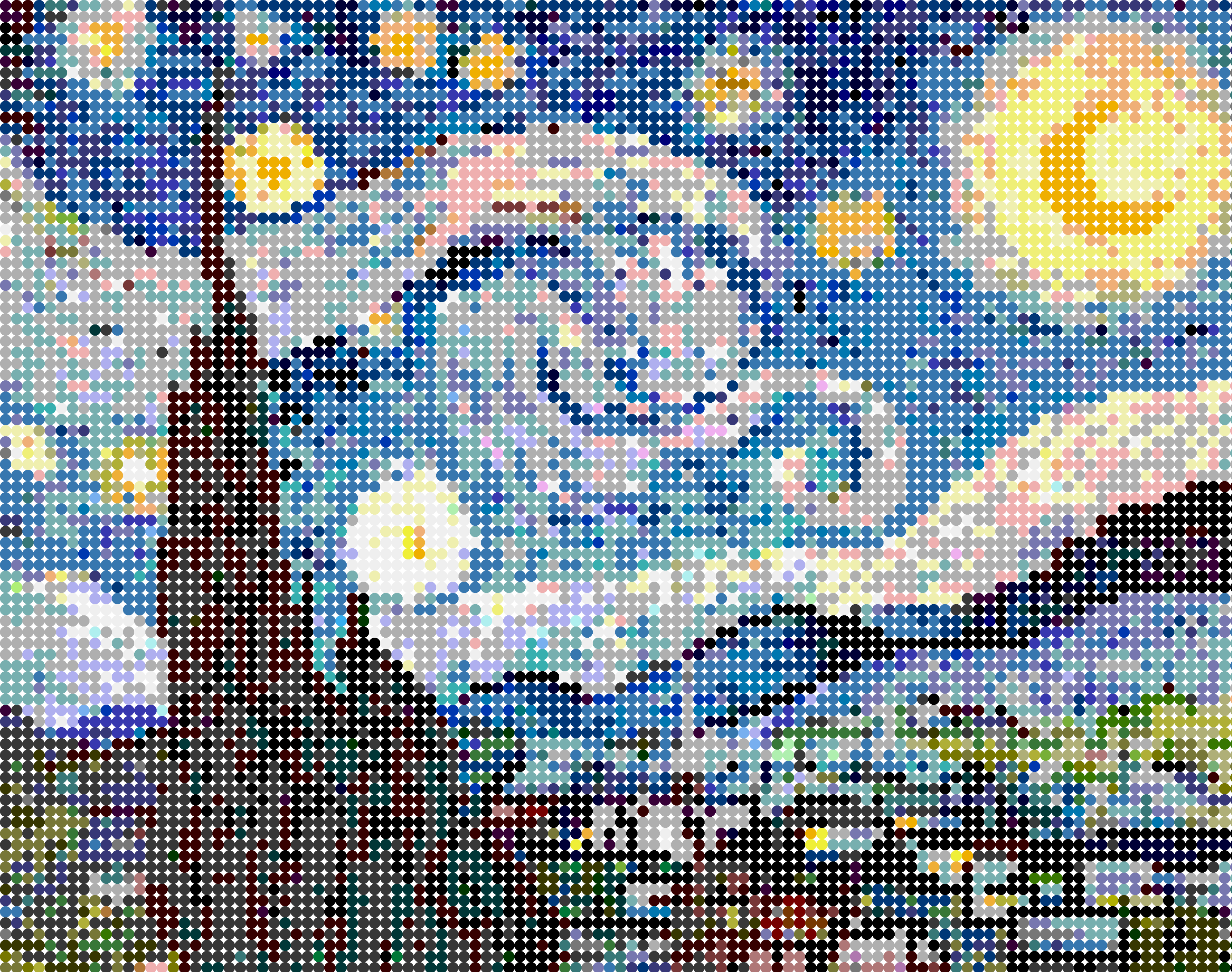 starry_night_circles_25x25