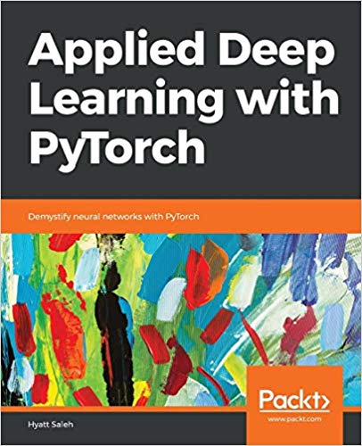 Applied-Deep-Learning-with-PyTorch