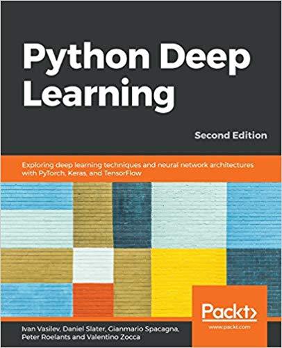 Python-Deep-Learningx