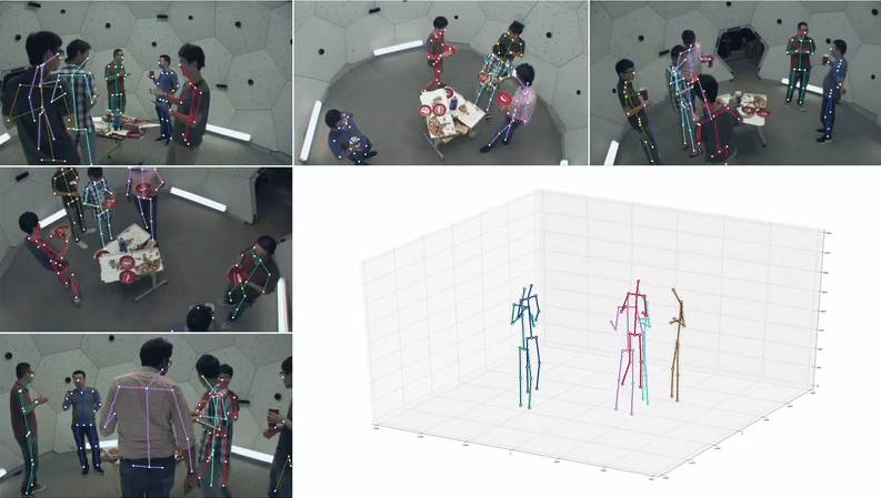 Towards Multi-Camera 3D Human Pose Estimation in Wild Environment
