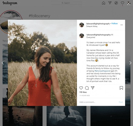 A Simple Instagram Like & Comment Bot written in Python